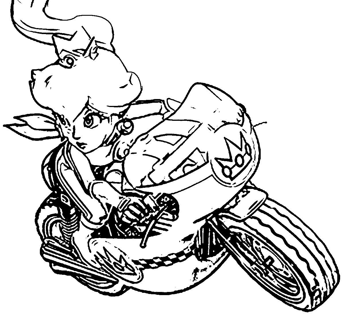 Mario Kart 8 Drawings | Free download on ClipArtMag