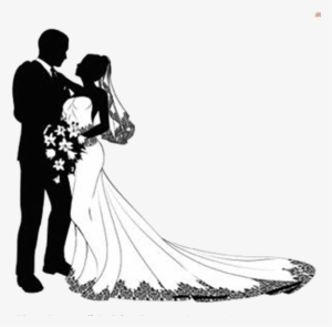 300x295 Wedding Couple Png, Transparent Wedding Couple Png Image Free