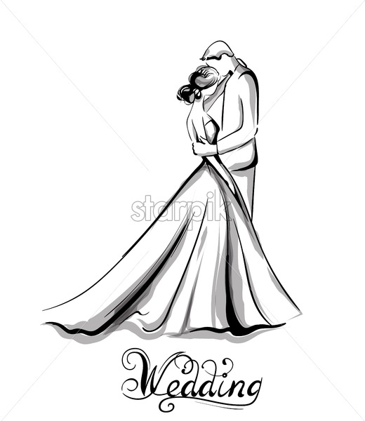 Bride And Groom Only Wedding Ideas: Free Download On ClipArtMag