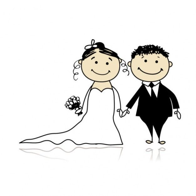 626x626 Gallery Clip Art Of Marriage Couple