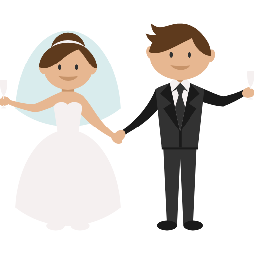 512x512 Married Couple Transparent Png Clipart Free Download