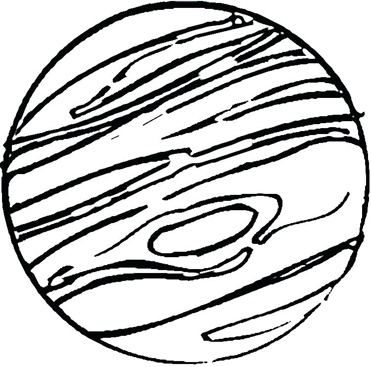 750x742 Planets Coloring Pages Planet Mars Of Online Co Klubfogyas