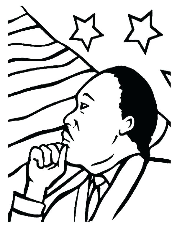600x800 martin luther king jr color pages martin king coloring pages