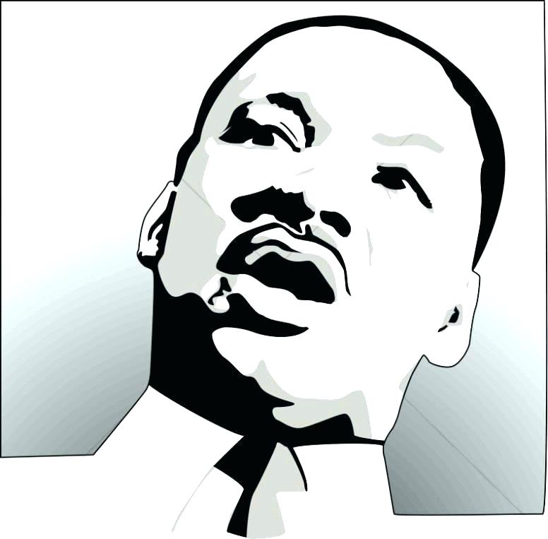 776x763 dr martin luther king jr coloring pages martin king jr coloring