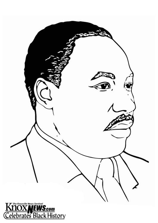 531x750 martin luther king jr drawing martin luther king jr diagram alimy us