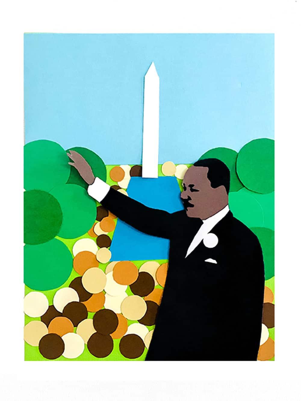 1000x1333 Make A Collage Celebrating Dr Martin Luther King, Jr