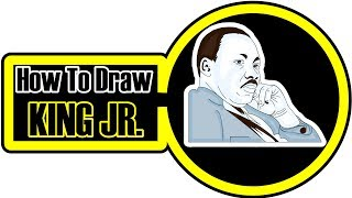 320x180 Watch How To Draw Martin Luther King Jr Lessons And Draw