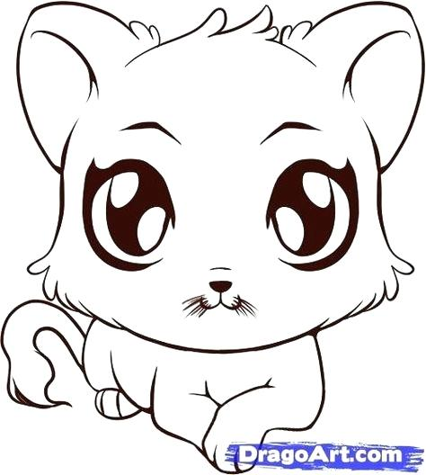 474x528 Cute Easy Animals To Draw Cute Cute And Easy Things To Draw