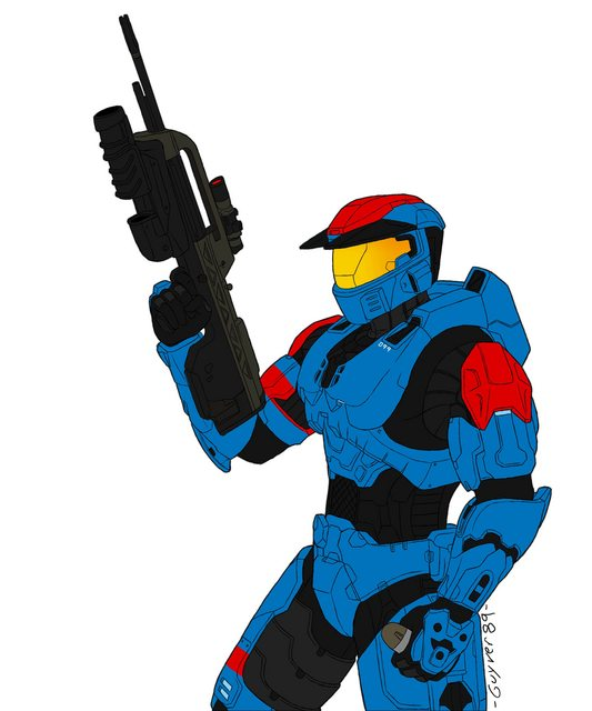 533x640 My Halo Related Art