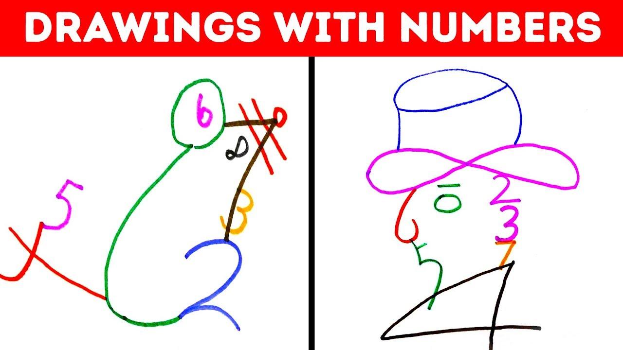 Math Drawings