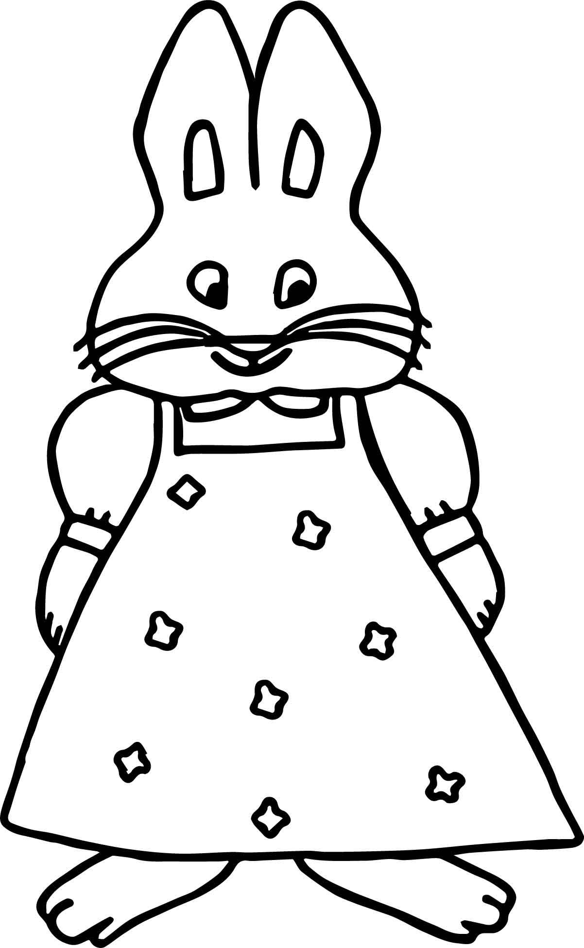 1202x1950 Girl Max And Ruby Coloring