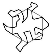 Mc Escher Hands Drawing Each Other