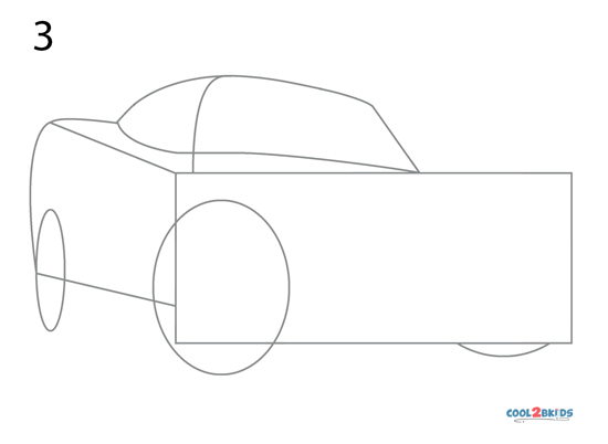 550x402 How To Draw Lightning Mcqueen