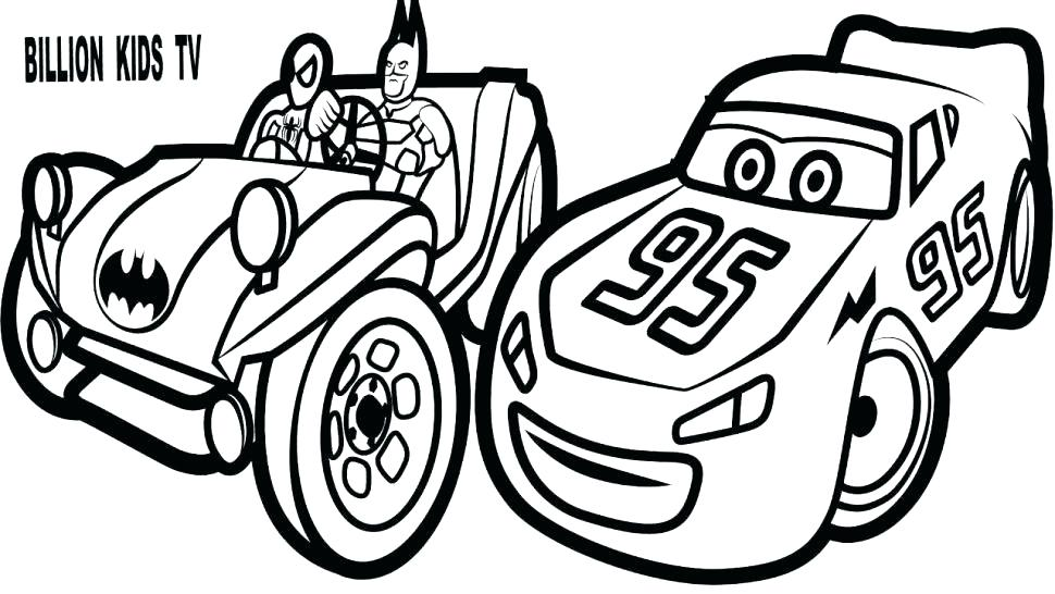 970x546 Lighting Drawing Cars Lightning Coloring Pages As Well Cars