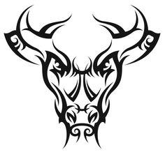 236x218 the top bull tattoos images bull tattoos, taurus bull tattoos