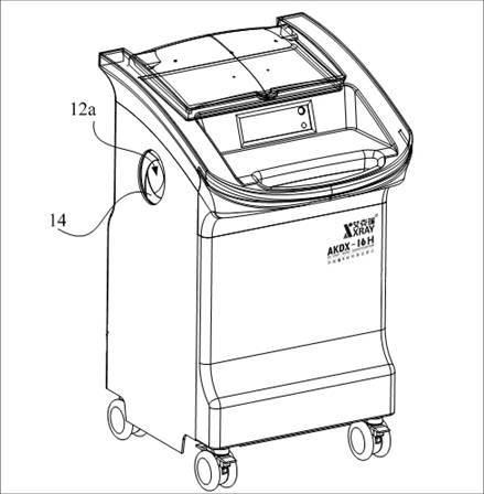 439x448 medical equipment, x ray diagnostic equipment, bone mineral