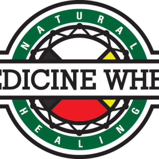 512x512 medicine wheel natural healing indigenous healing through