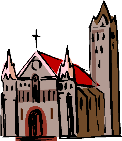 480x554 Church, Drawing, Religion, Transparent Png Image Clipart Free