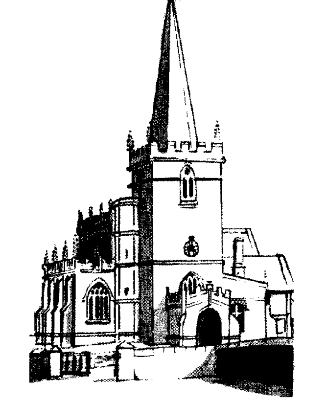 670x820 Church Drawing Medieval Church For Free Download