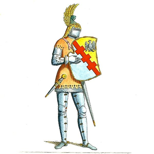 600x600 Filehelmeted Medieval Knight Or Soldier