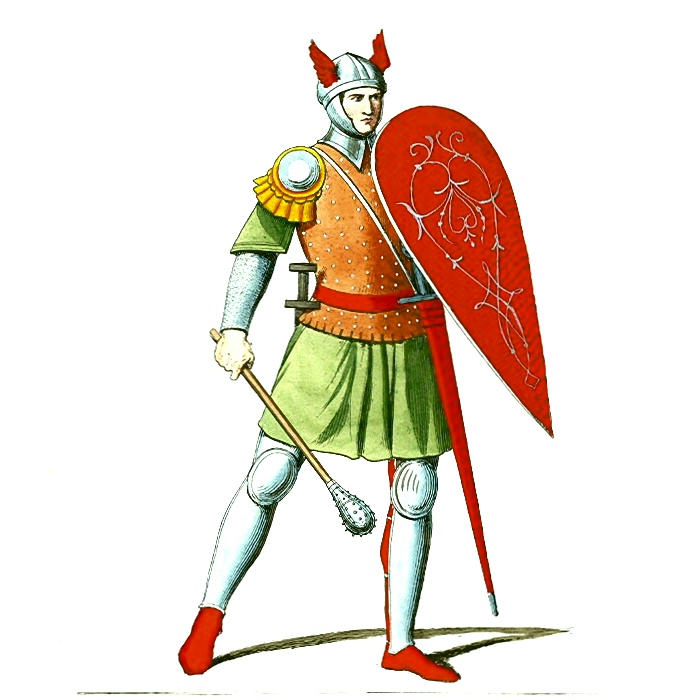 700x700 Filehelmeted Medieval Knight Or Soldier