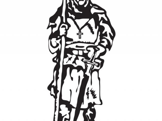 640x480 Free Drawn Soldier, Download Free Clip Art