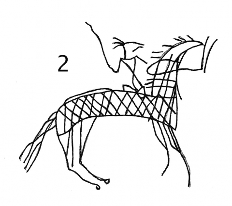 480x425 Horse Armour In The Medieval Islamic Middle East