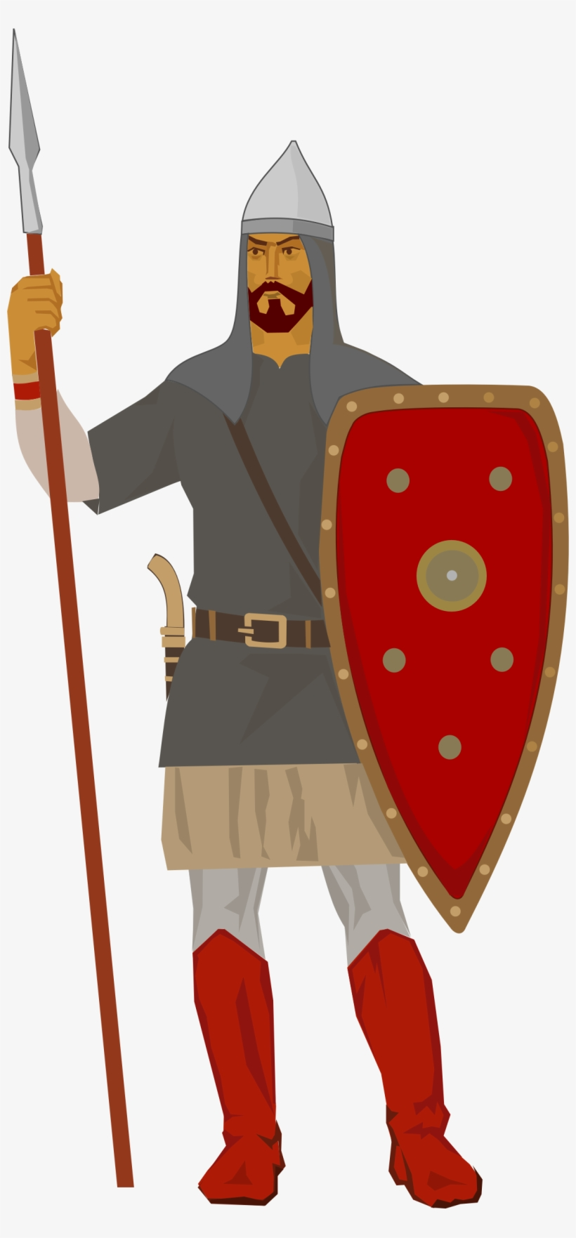820x1763 Knight Clipart Medieval Army