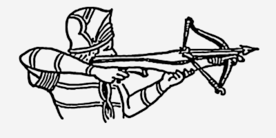 400x200 Medieval Weapons