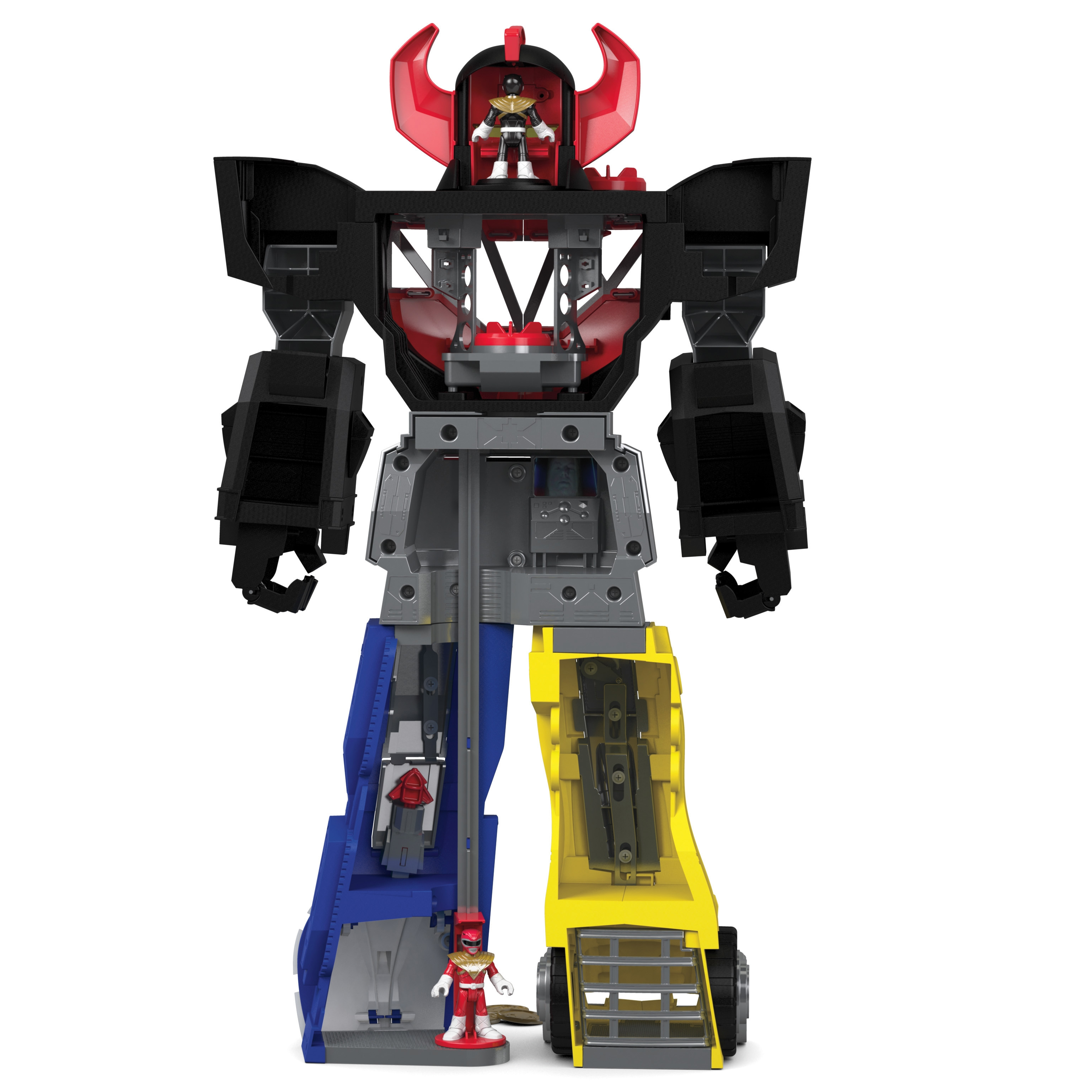 3072x3072 Imaginext Power Rangers Morphin Megazord