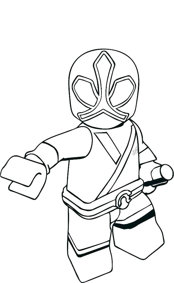 587x951 Megazord Coloring Pages Power Ranger Coloring Pages Awesome
