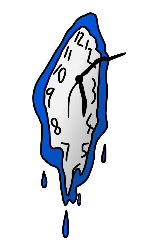 625x1000 melting clock a mt view house clock drawings, melting clock