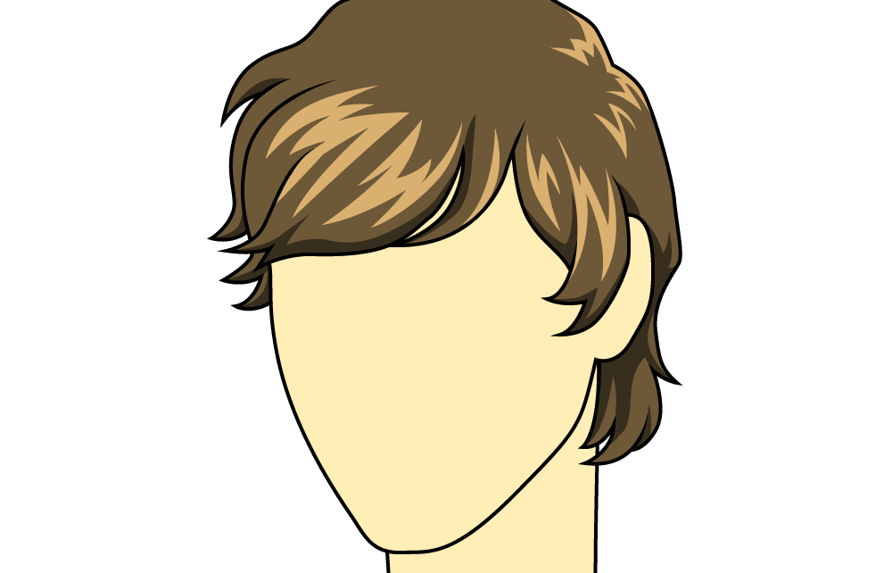 1000x642 Collection Of Free Drawing Men Man Hair Download On Ui Ex
