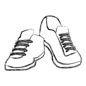 300x300 Shoes Mens Royalty Free Vectors