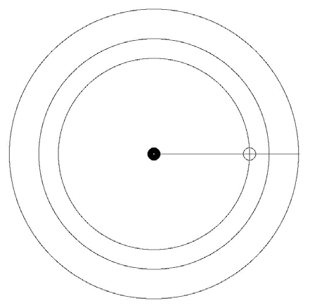 441x438 Framework Where The Simulations Of The Orbits Of The Mercury