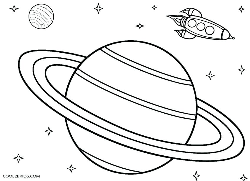 850x615 Planet Coloring Pages Colouring To Print
