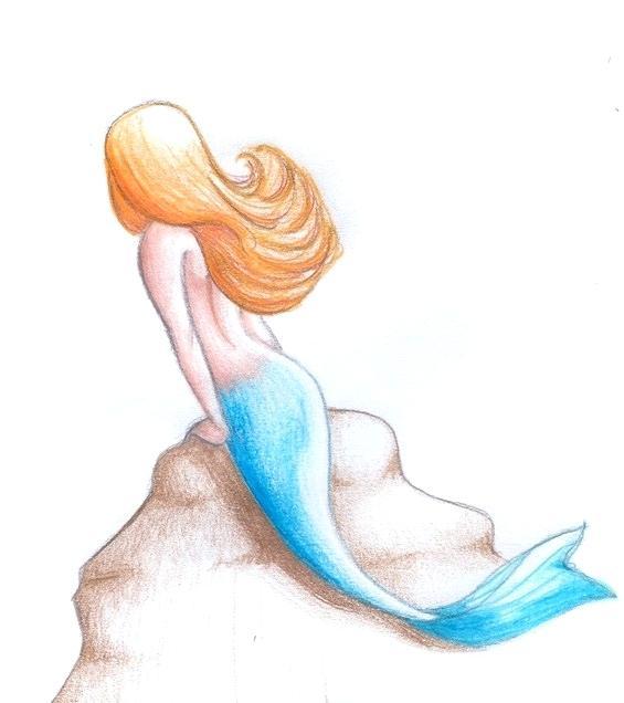 565x636 drawing of mermaid mermaid sketch drawing mermaid drawing pictures