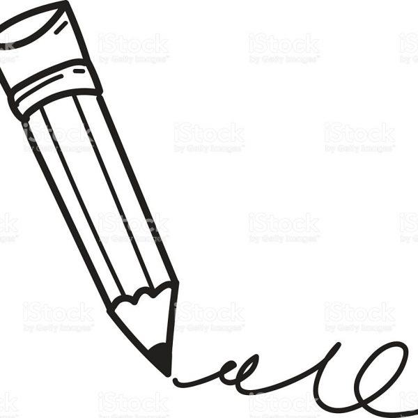 Mermaid Pencil Drawings