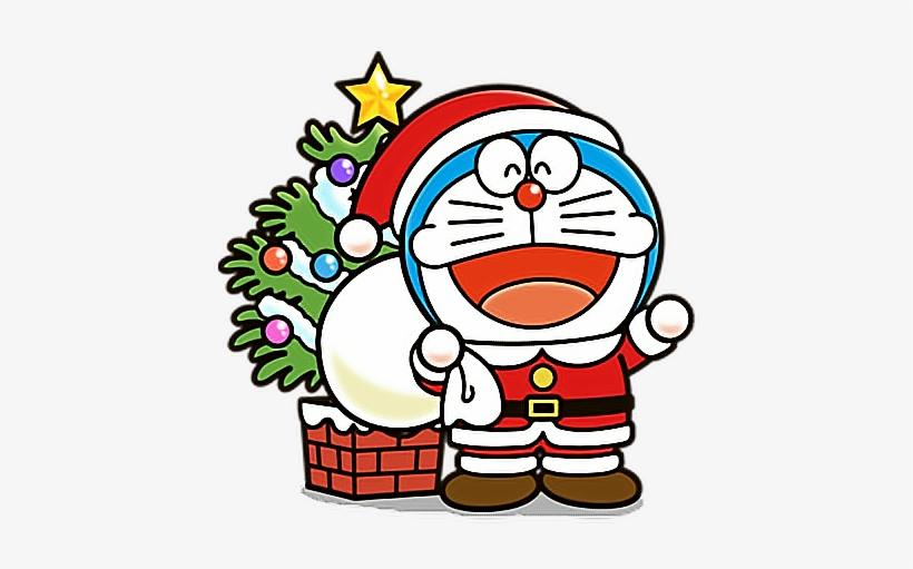 820x511 Doraemon Merrychristmas Christmas Santaclaus Chirstmas
