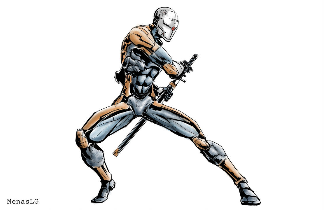 1111x720 Metal Gear Solid Gray Fox