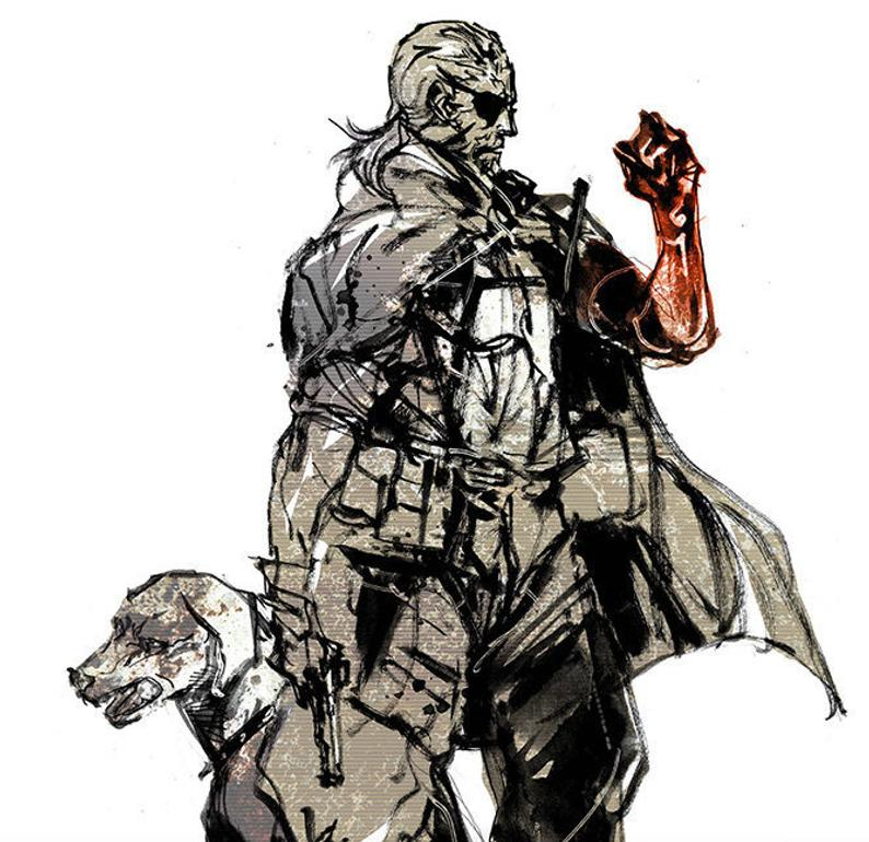 794x770 Metal Gear Solid V Phantom Pain X Video Game Etsy