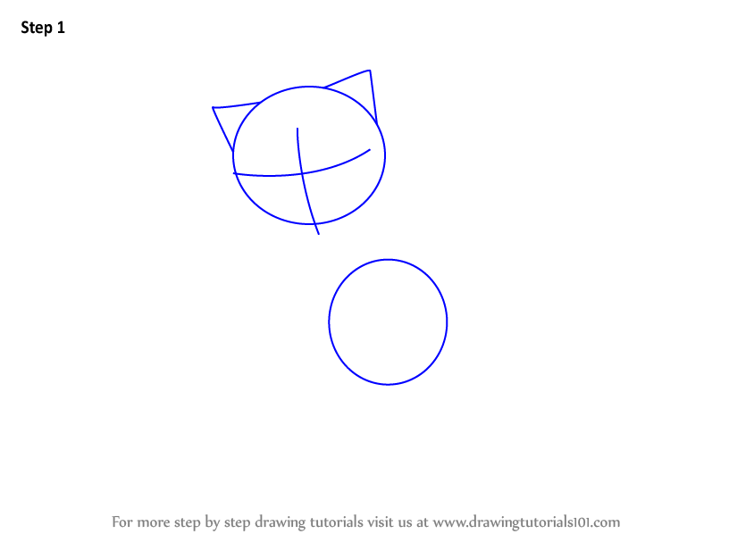 844x598 Learn How To Draw Mew From Pokemon