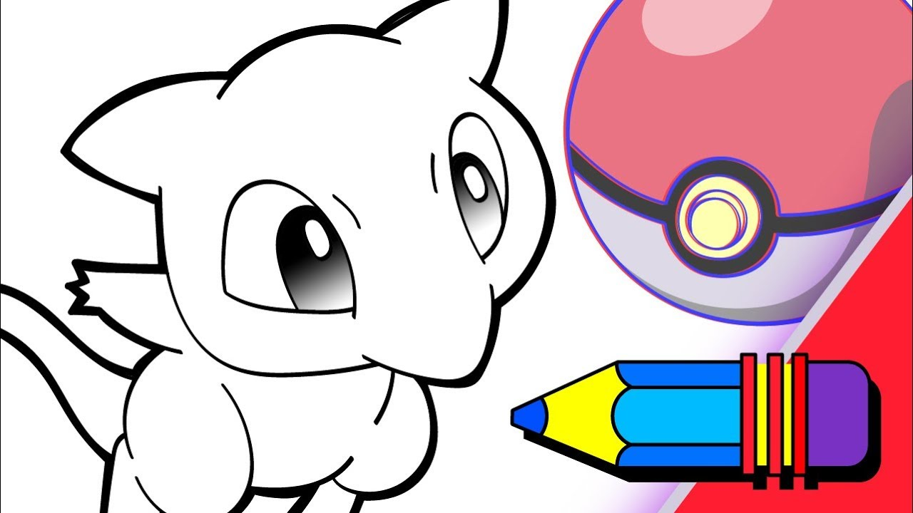 1280x720 Pokemon Doodles