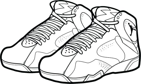 600x359 shoes coloring coloring shoes coloring pages ballet colouring