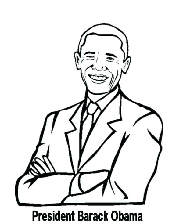 600x734 obama coloring book president vice president biography coloring