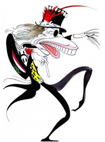 368x498 gerald scarfe's mick jagger's influence on the deacon alienex