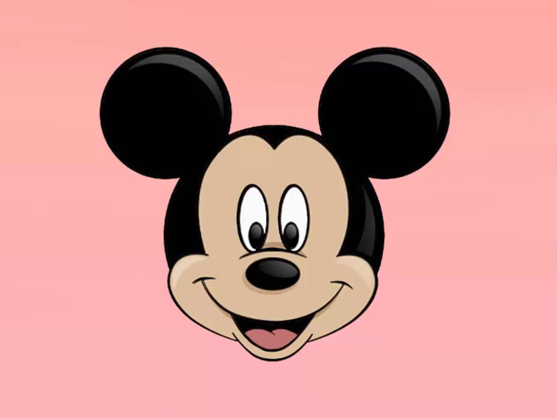 Mickey Drawing