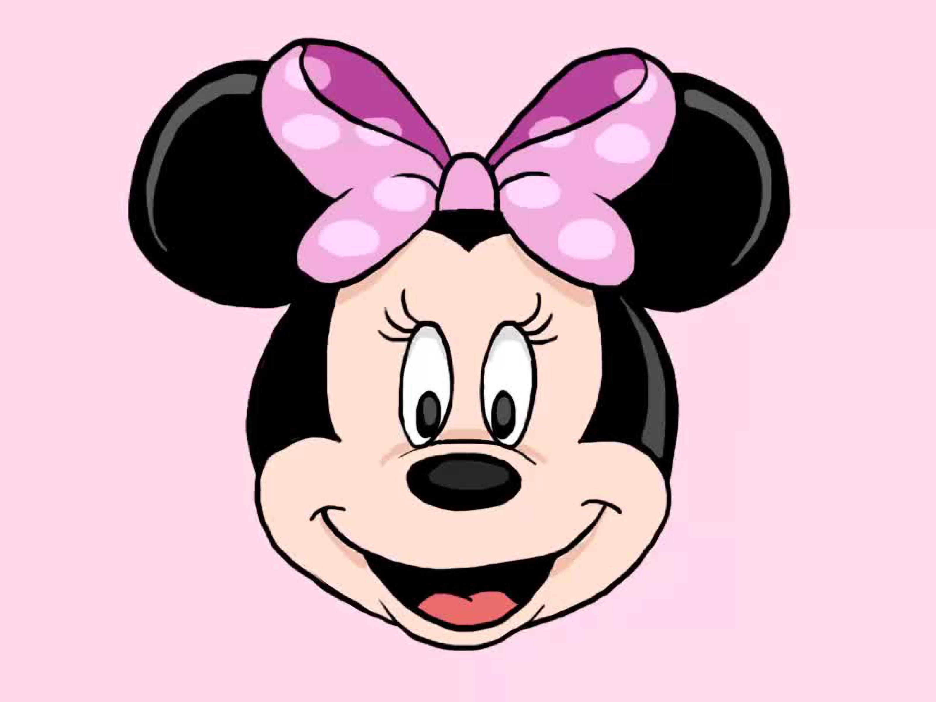 Mickey Minnie Drawing