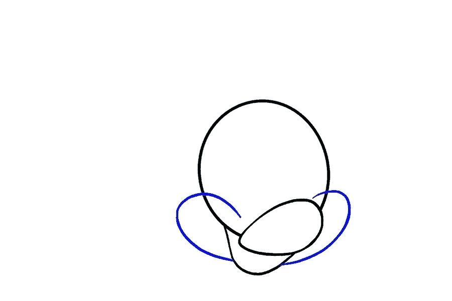 900x600 mouse draw how to draw a mouse computer mouse drawing tutorial