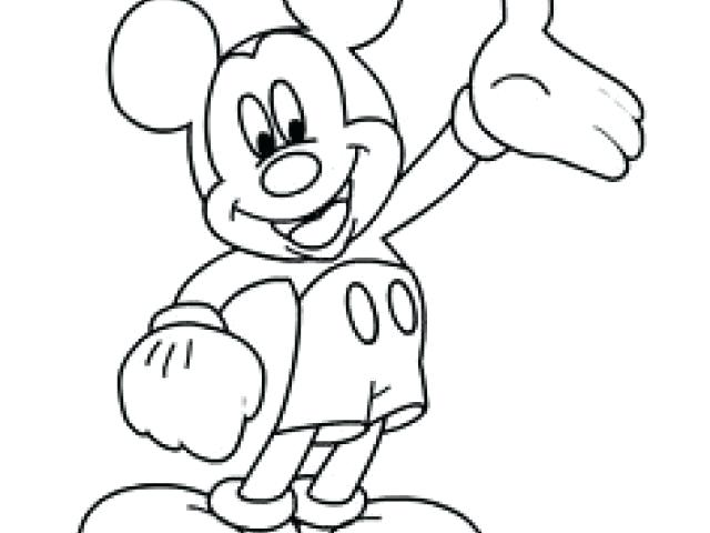 640x480 mickey mouse outline drawing how to draw mickey mouse mickey mouse